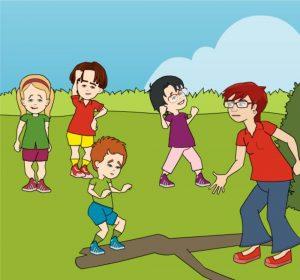 Brain4kids Gleichgewicht und Schulprobleme