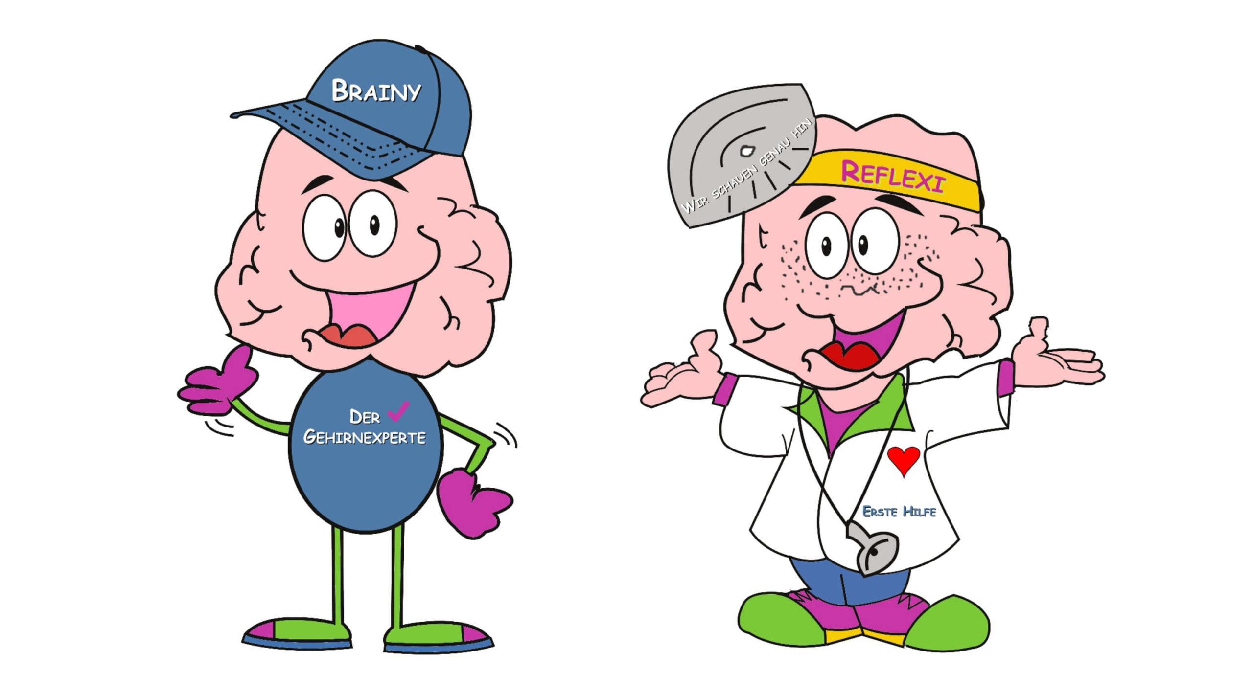 brain4kids Reflexi und Brainy