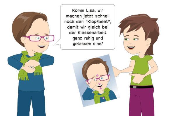 brain4kids - Blog - Der Klopfbeat